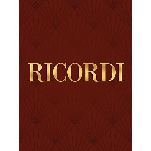 Ricordi Nuova Scuola D'Insegnamento Vol. 2 (Trumpet Method) Brass Method Series Composed by Serse Peretti