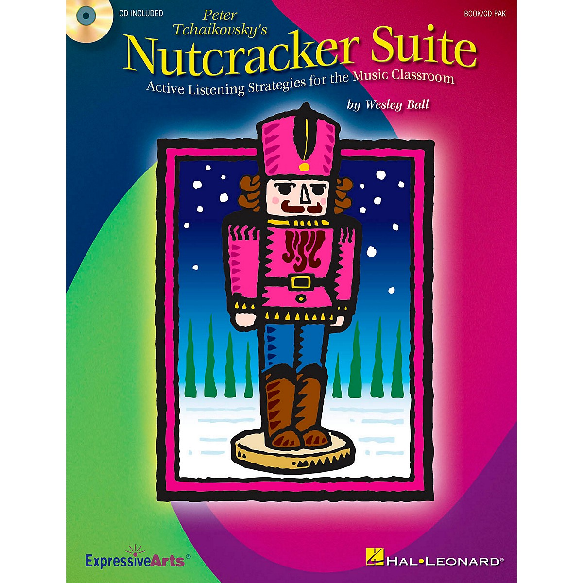 Hal Leonard Nutcracker Suite - Active Listening Strategies for the Music Classroom Activity Book/CD