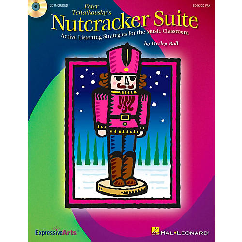 Hal Leonard Nutcracker Suite - Active Listening Strategies for the Music Classroom Student Edition 20 Pak