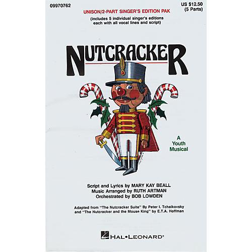 Hal Leonard Nutcracker