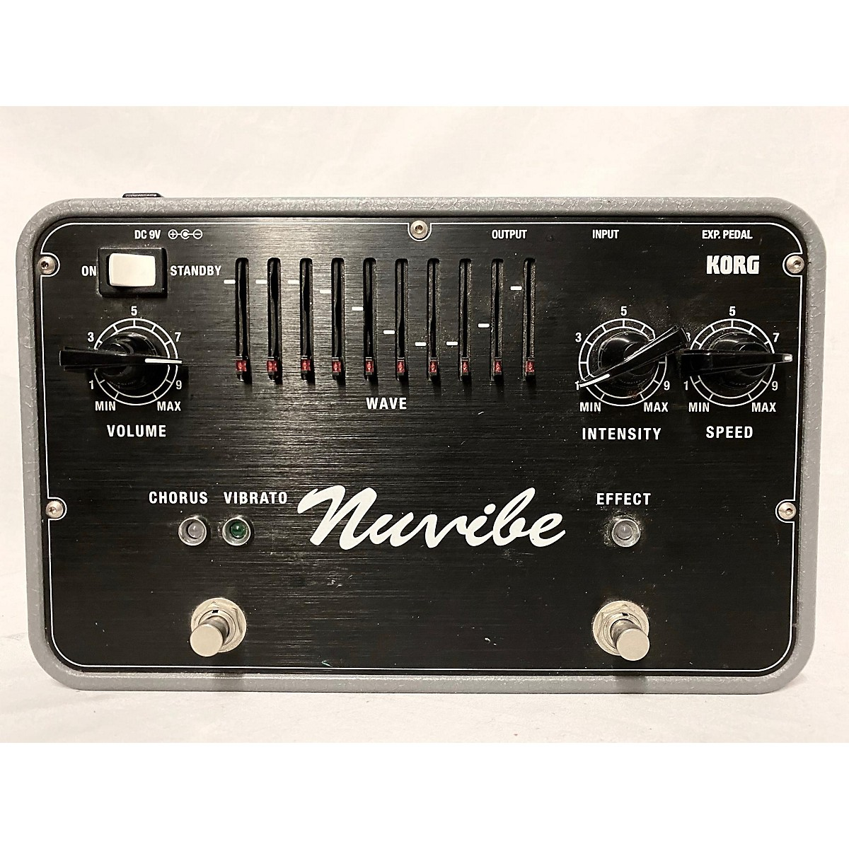 Korg Nuvibe Pedal