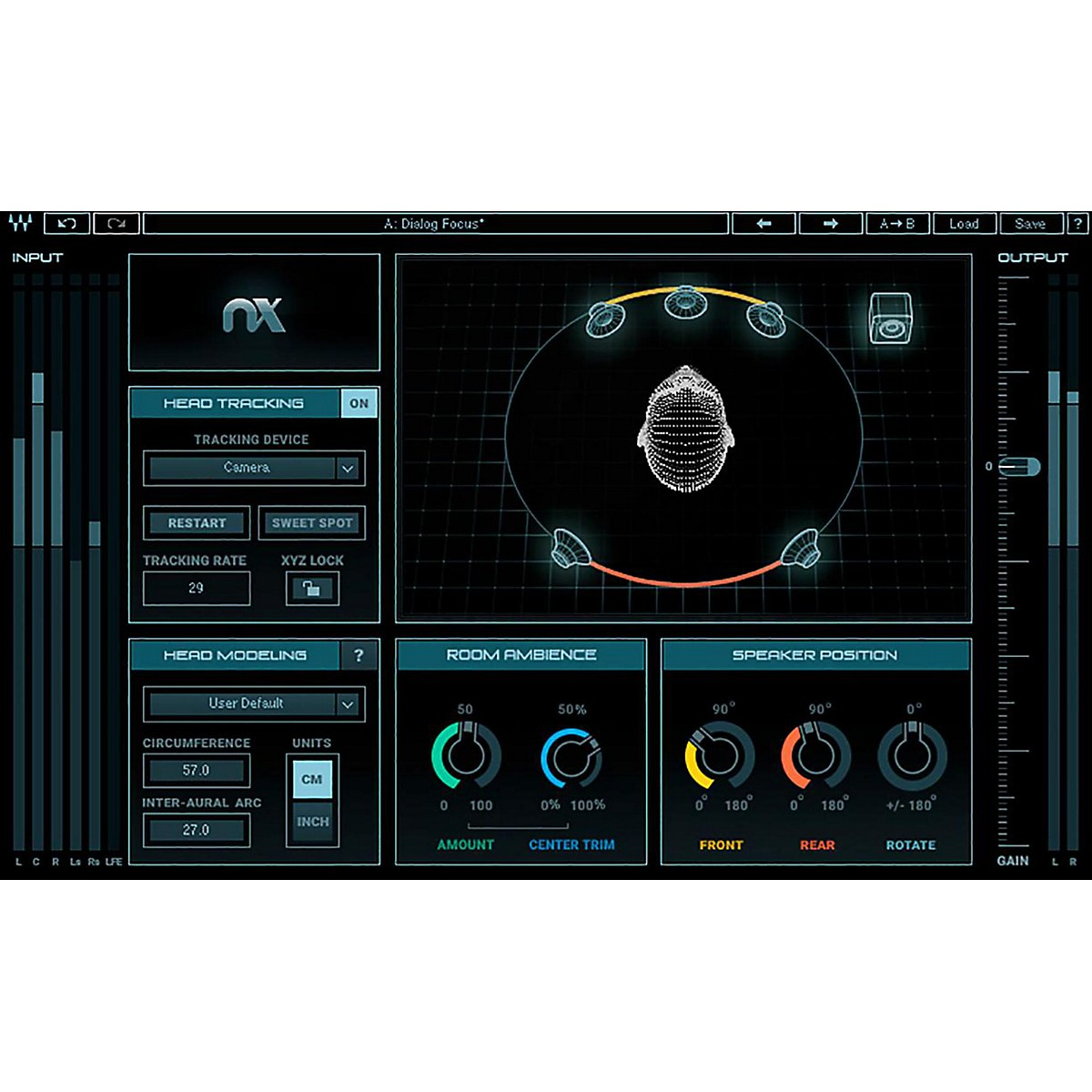 Waves Nx Virtual Mix Room Over Headphones