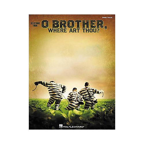Hal Leonard O Brother, Where Art Thou?