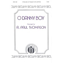 Hinshaw Music O Danny Boy SATB arranged by Thompson