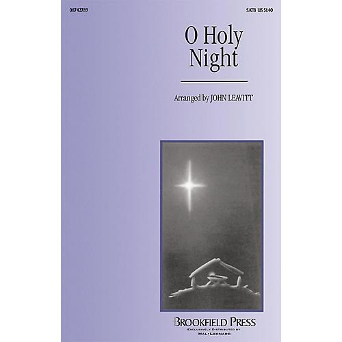 Brookfield O Holy Night TBB Arranged by John Leavitt