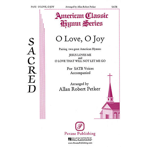 Pavane O Love, O Joy (SATB) SATB composed by Allan Petker