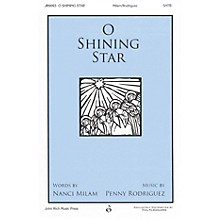 John Rich Music Press O Shining Star SATB composed by Penny Rodriguez