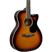 O120CESB Acoustic-Electric Guitar 3-Color Sunburst