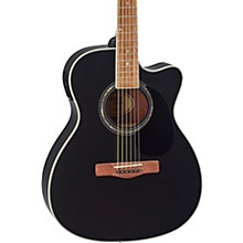 O120CEWPM Auditorium Acoustic-Electric Guitar Metallic Black