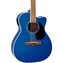 O120CEWPM Auditorium Acoustic-Electric Guitar Twilight Blue Metallic
