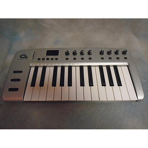M-Audio O2 MIDI Controller