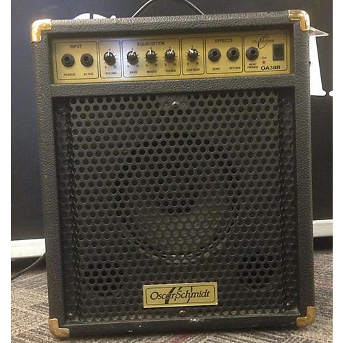 Oscar Schmidt OA30B Bass Combo Amp