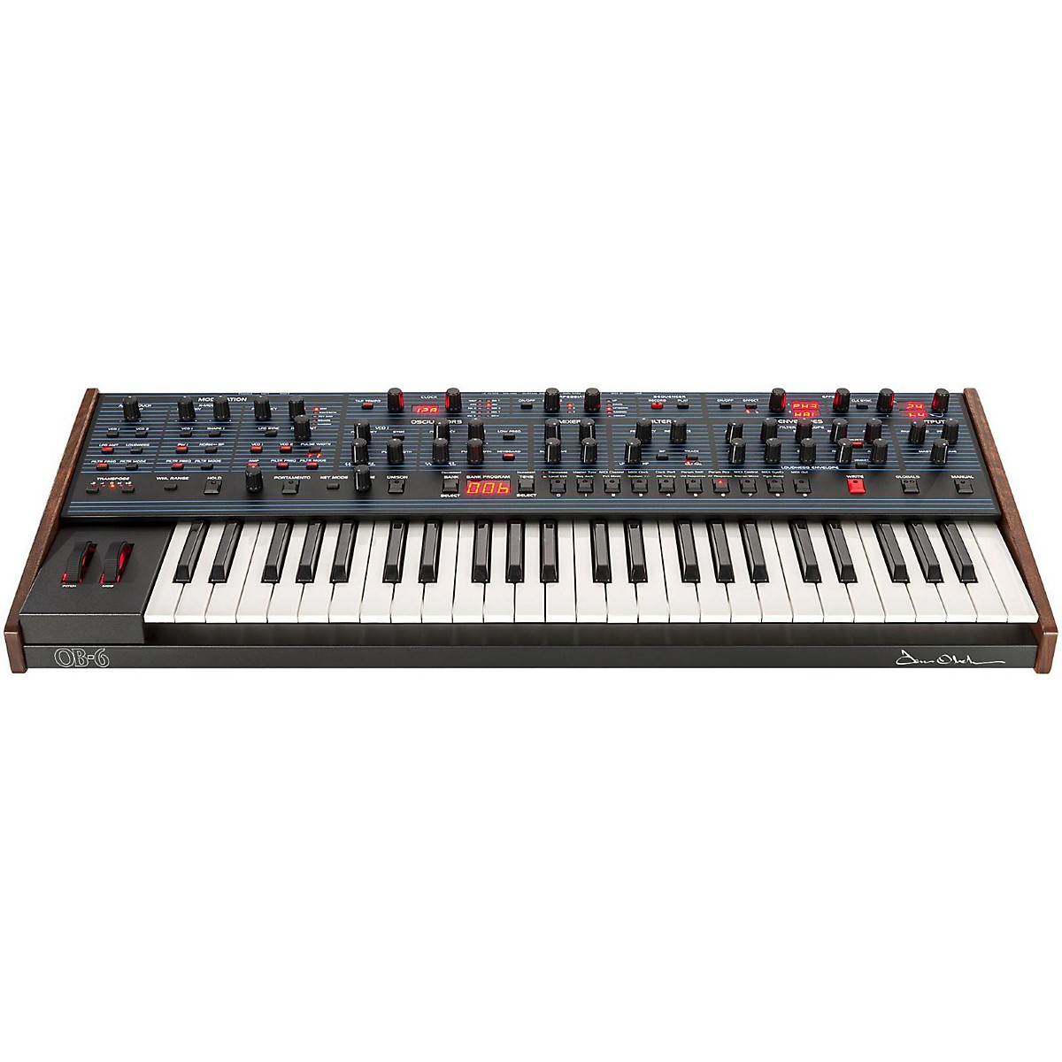 Sequential OB-6 6 Voice Analog Synthesizer