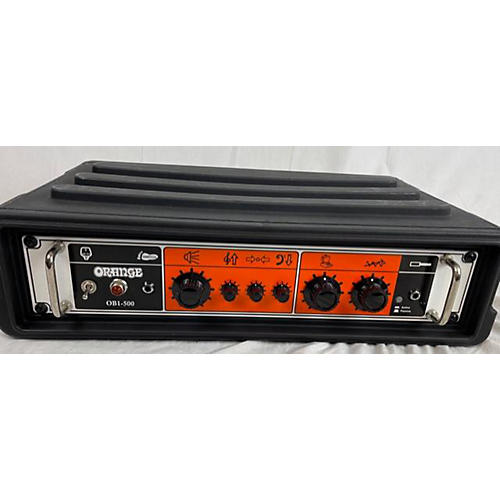 Orange Amplifiers OB1- 500 Bass Amp Head