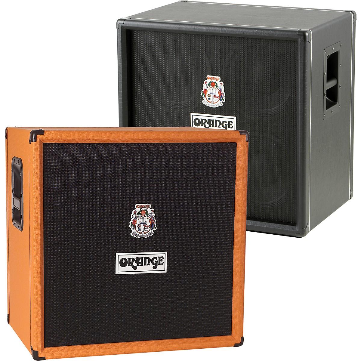 Orange Amplifiers OBC Series OBC410 600W 4x10 Bass Speaker Cabinet