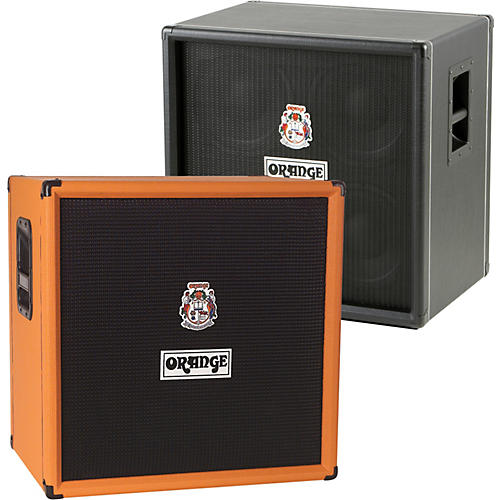 orange amplifiers obc series obc410 600w 4x10 bass speaker cabinet orange guitar center. Black Bedroom Furniture Sets. Home Design Ideas