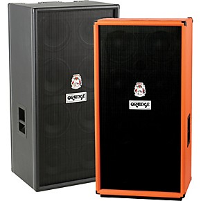 orange amplifiers obc series obc810 8x10 bass speaker cabinet guitar center. Black Bedroom Furniture Sets. Home Design Ideas
