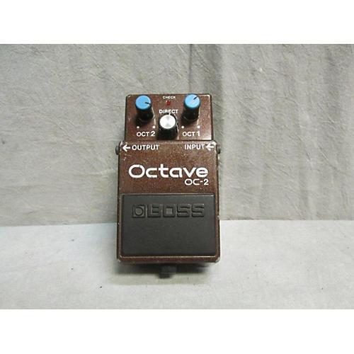 Boss OC2 Octave Effect Pedal