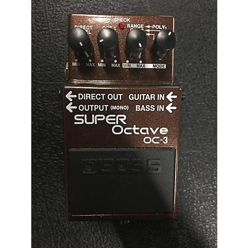 OC-3 Super Octave Review | Boss | Guitar Effects | Reviews ...