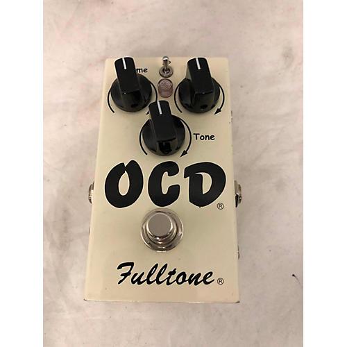 used fulltone ocd obsessive compulsive drive effect pedal guitar center. Black Bedroom Furniture Sets. Home Design Ideas