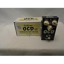 Fulltone OCD Obsessive Compulsive Drive V2 Effect Pedal
