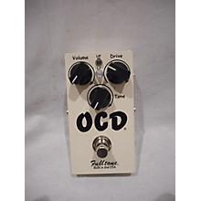 Fulltone OCD V2 Obsessive Compulsive Drive Effect Pedal