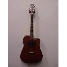 Luna Guitars OCL CRN Acoustic Guitar