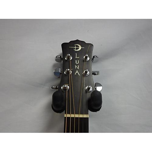 Luna Guitars OCL TAT SPR USB Acoustic Electric Guitar