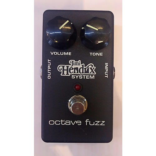 In Store Used OCTAVE FUZZ Effect Pedal