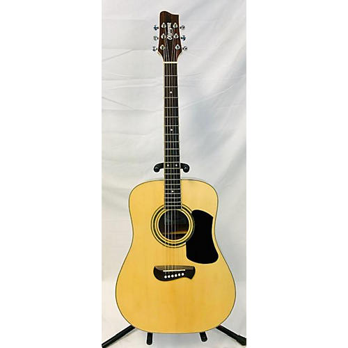 used olympia by tacoma od 10s acoustic guitar natural guitar center. Black Bedroom Furniture Sets. Home Design Ideas