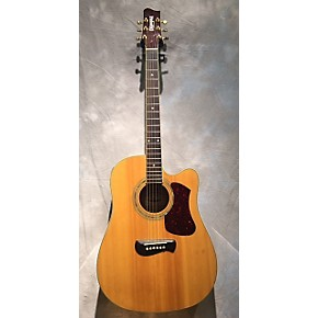 used olympia by tacoma od 10sce n acoustic electric guitar guitar center. Black Bedroom Furniture Sets. Home Design Ideas