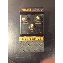 Yamaha OD10 MII Effect Pedal