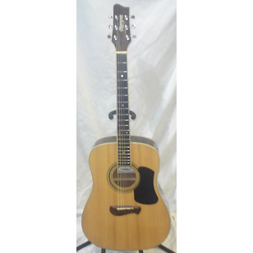 used olympia by tacoma od10s acoustic guitar guitar center. Black Bedroom Furniture Sets. Home Design Ideas