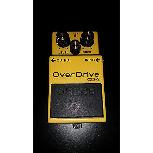 Boss OD3 Overdrive Effect Pedal