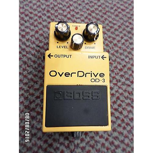 Boss OD3 Overdrive Effect Pedal