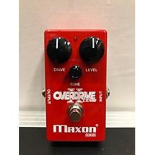 Maxon OD808x Overdrive Effect Pedal