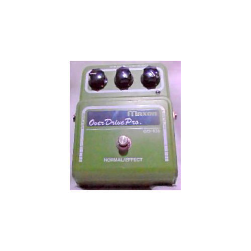 Maxon OD820 OVERDRIVE PRO Effect Pedal
