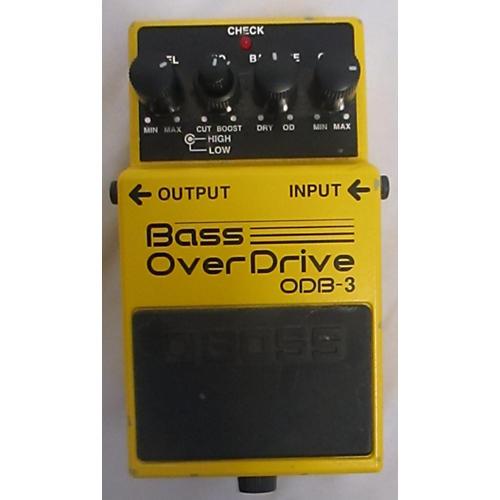 used boss odb3 bass overdrive bass effect pedal guitar center. Black Bedroom Furniture Sets. Home Design Ideas