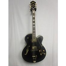 Oscar Schmidt OE40B Hollow Body Electric Guitar