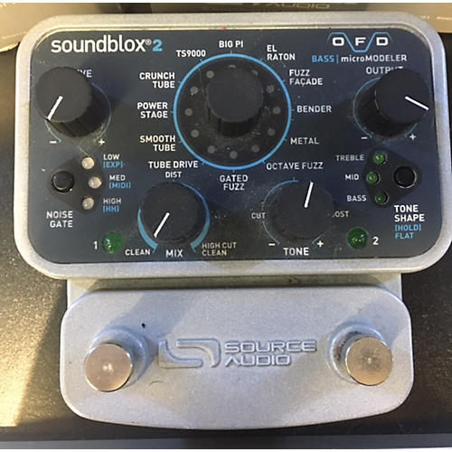 Source Audio OFD MicroModeler Effect Processor