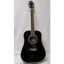 Oscar Schmidt OG1/B/LH Acoustic Guitar