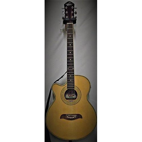 Oscar Schmidt OG10CENLH Acoustic Electric Guitar