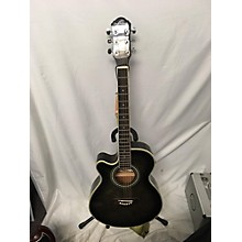 Oscar Schmidt OG10EF Acoustic Electric Guitar