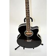 Oscar Schmidt OG8CEB Acoustic Electric Guitar