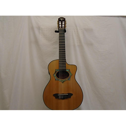 Oscar Schmidt OH30SCE Classical Acoustic Guitar