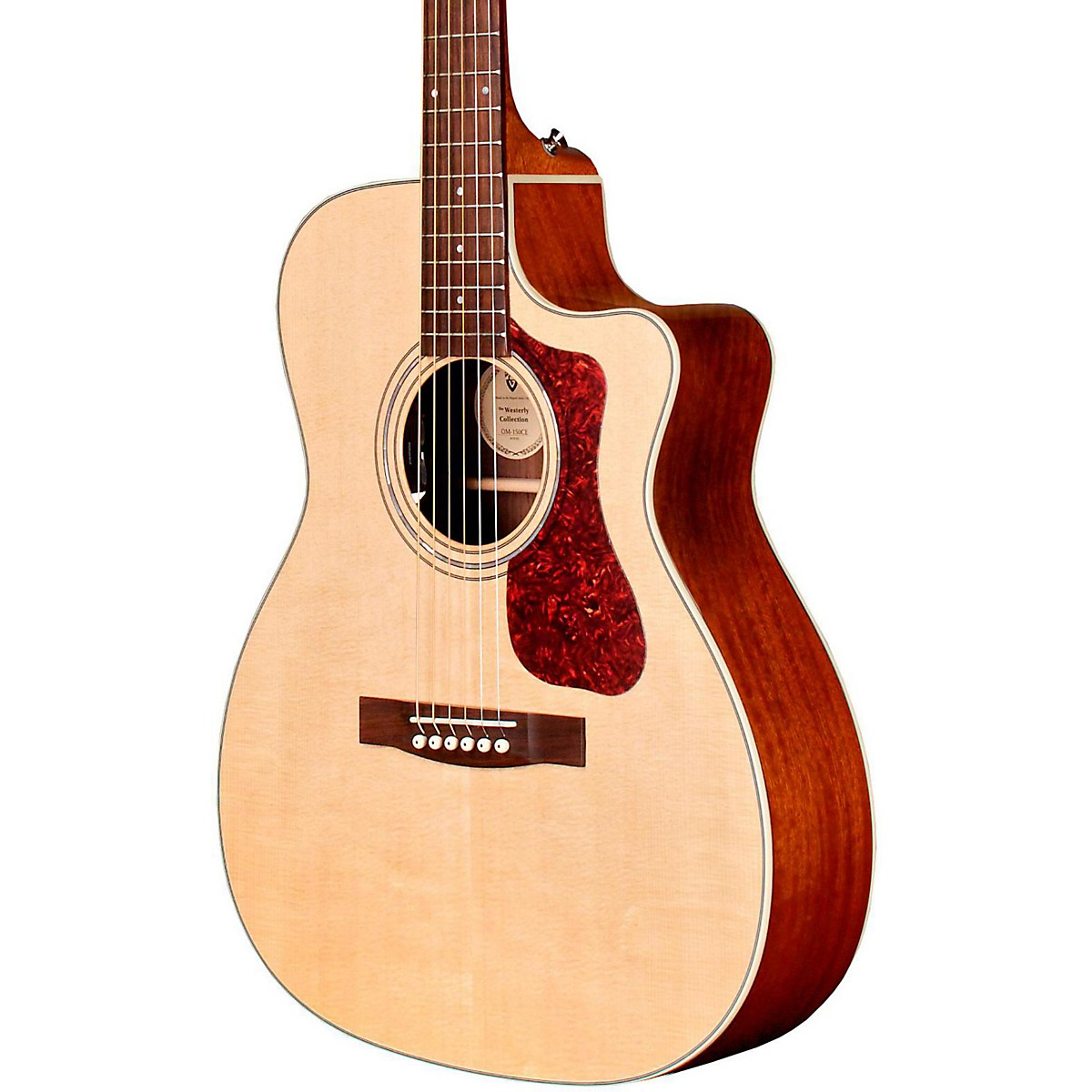 Guild OM-140CE Acoustic-Electric Guitar