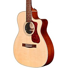 OM-140CE Acoustic-Electric Guitar Natural