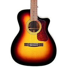 OM-140CE Acoustic-Electric Guitar Sunburst