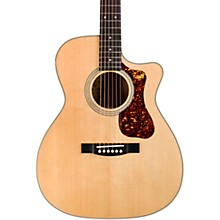 OM-140CE Westerly Collection Orchestra Acoustic-Electric Guitar Natural