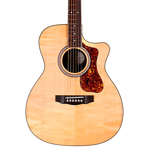 Guild OM-250CE Reserve Orchestra Cutaway Acoustic-Electric Guitar